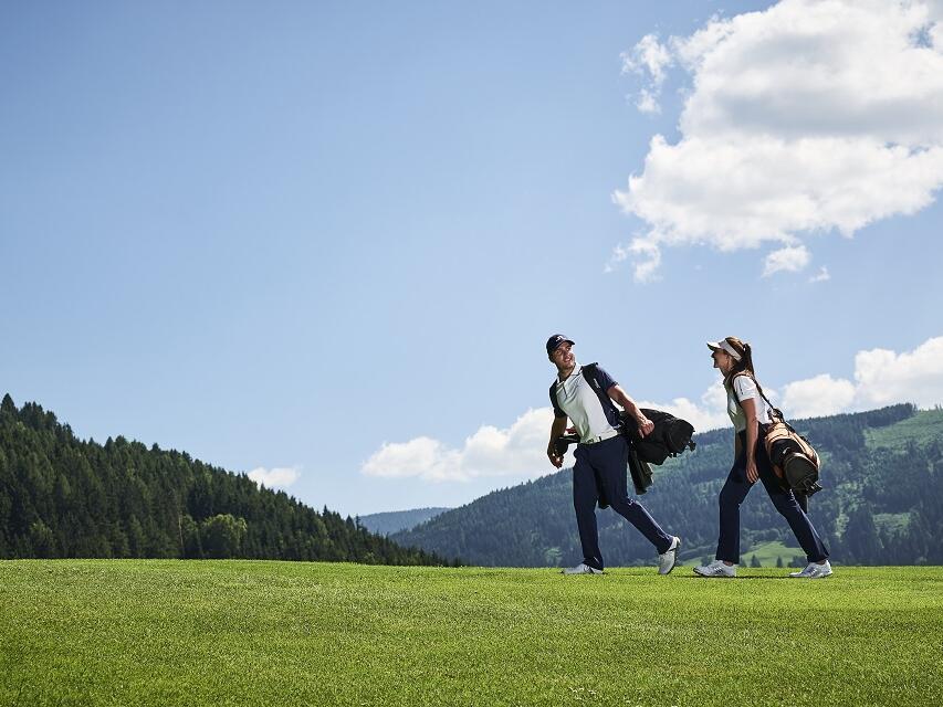 Golf Opening April Imlauer Hotel Schloss Pichlarn