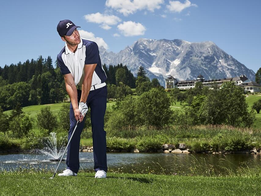Golf Opening May Imlauer Hotel Schloss Pichlarn