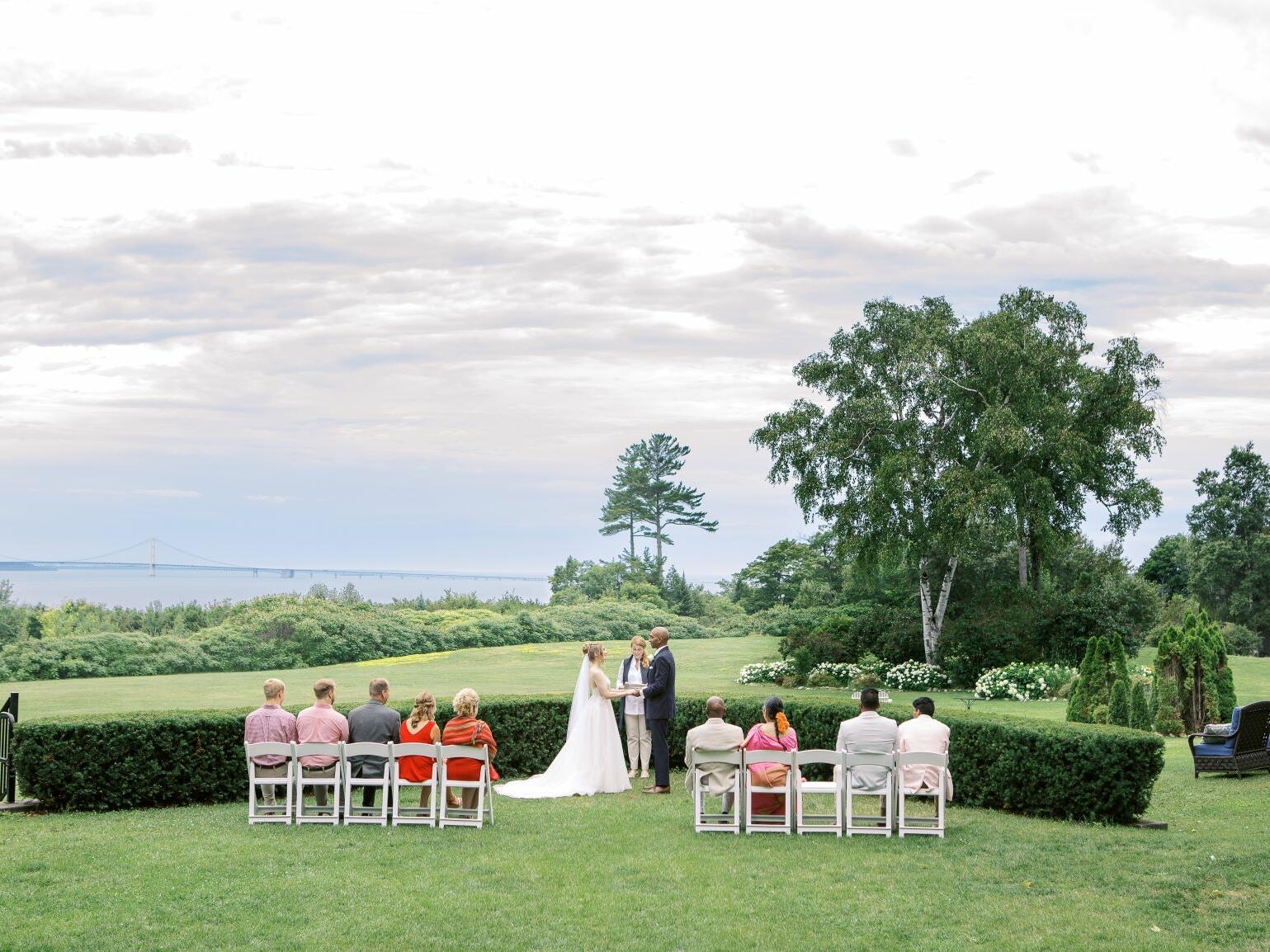 Inn at Stonecliffe elopement