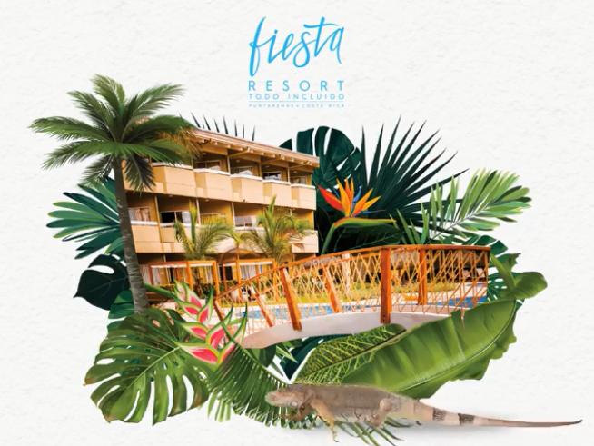 Poster of Fiesta Resort