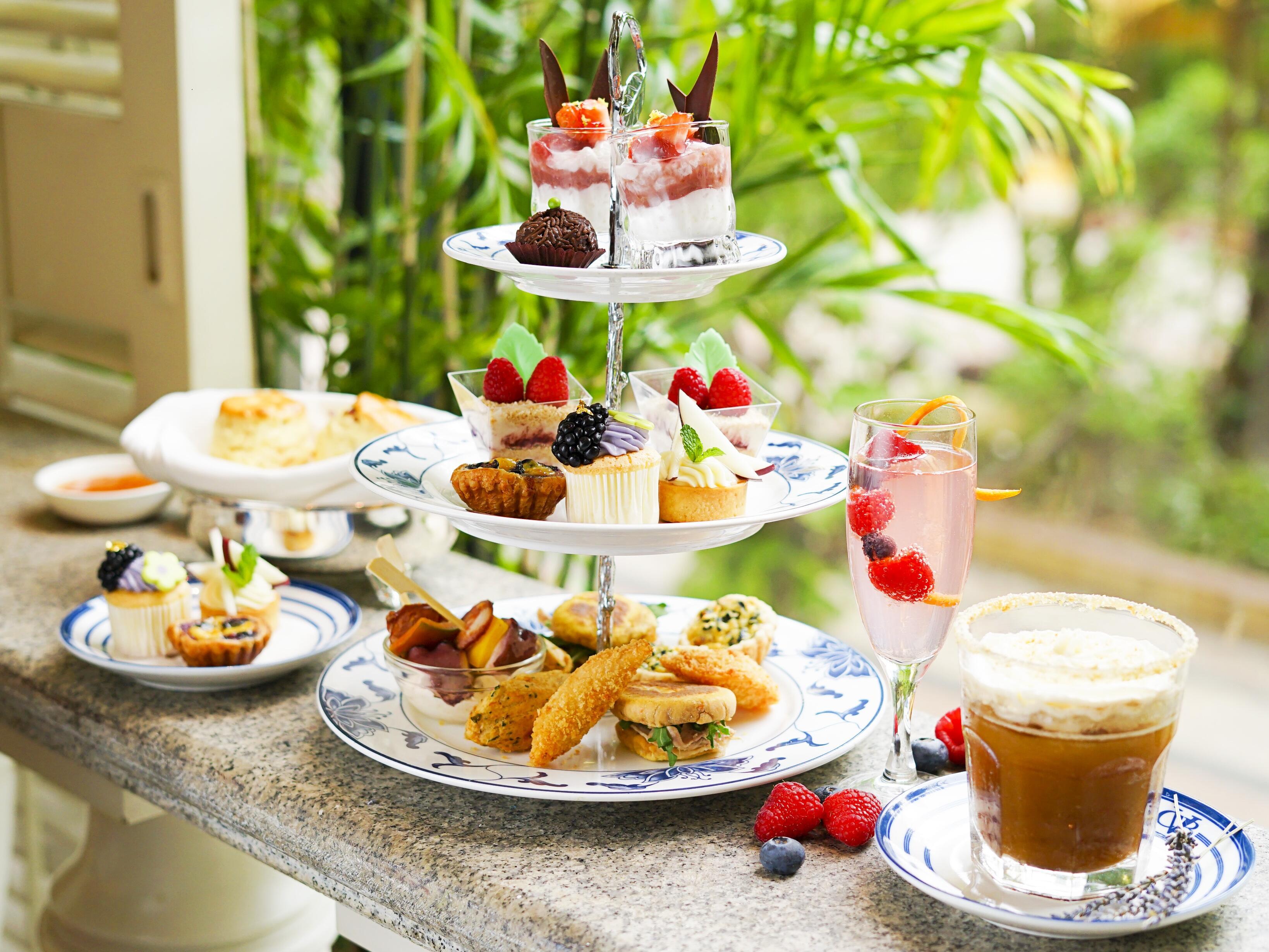 Breakfast at Artyzen Grand Lapa Hotel Macau