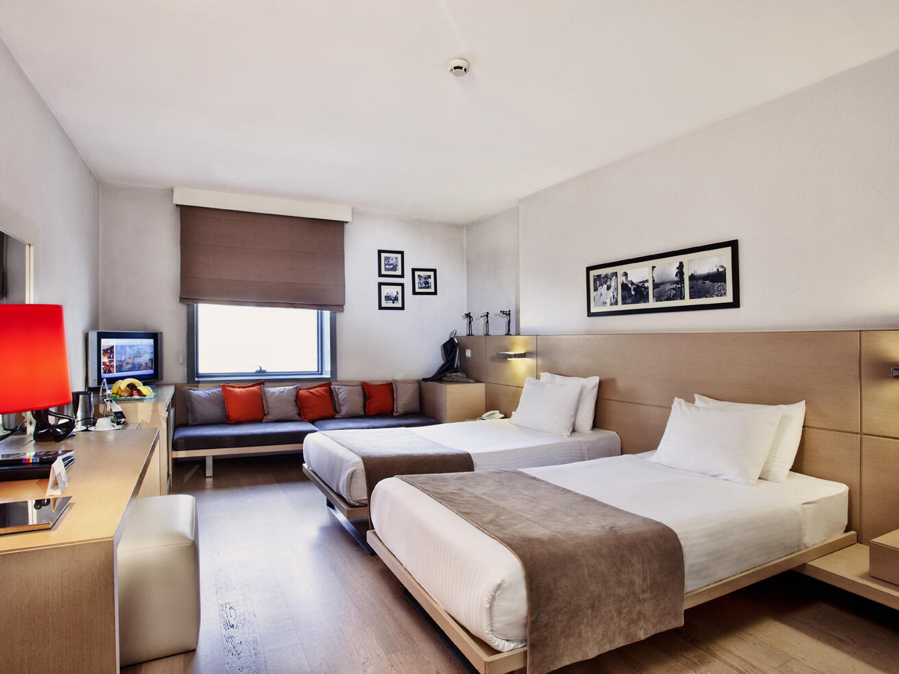 Double room at Eresin taxim premier.