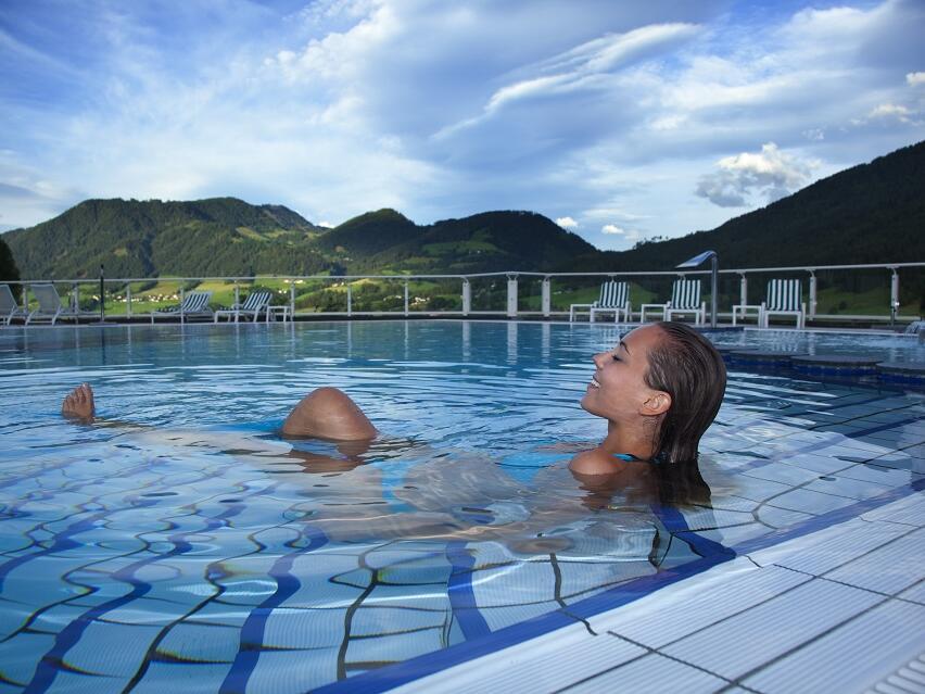 Wellnessurlaub Imlauer Hotel Schloss Pichlarn