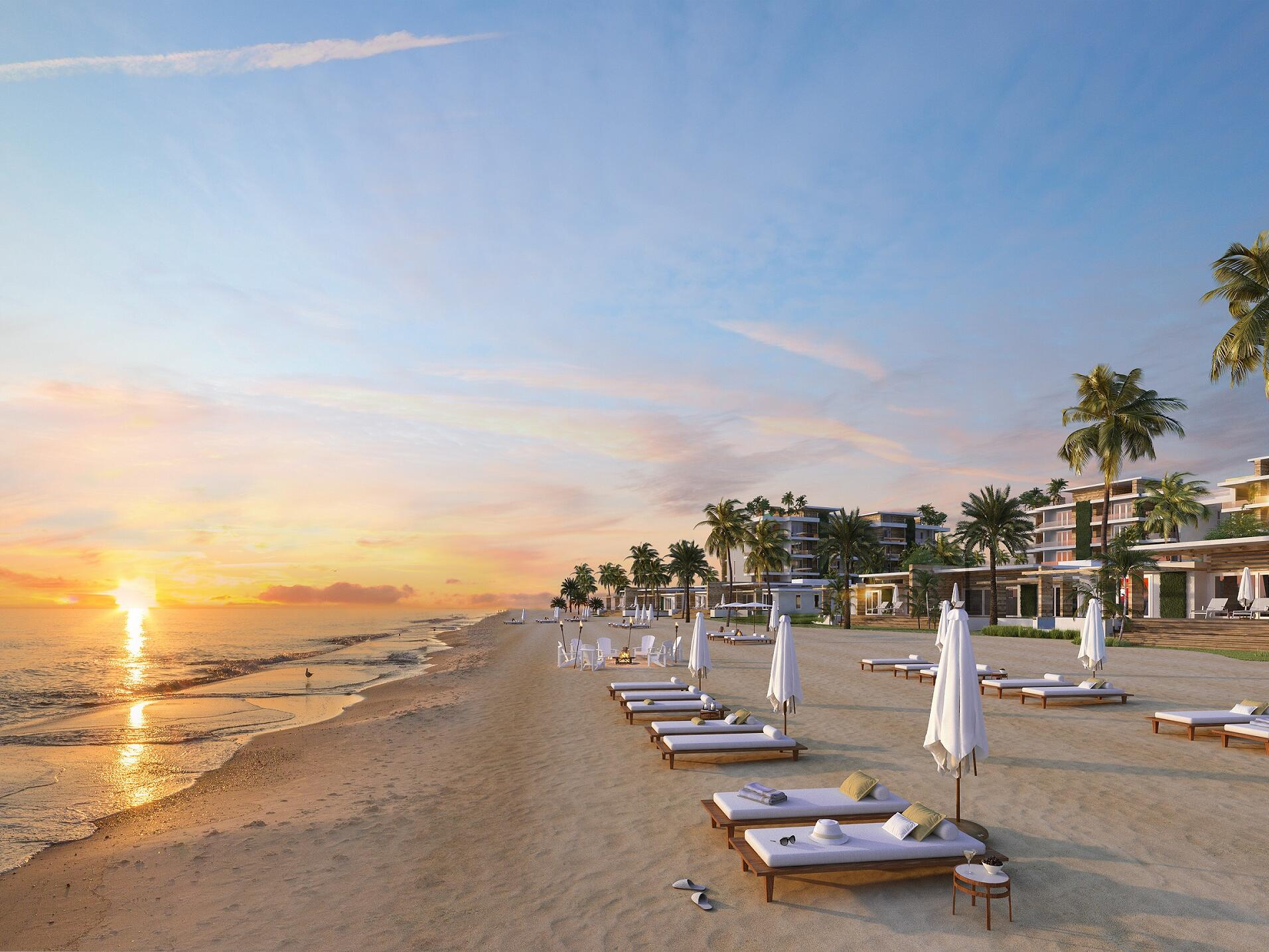 Mar de Tumbo Beach