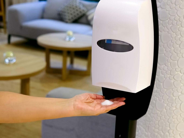 Sanitizer Machine - Dom Hotel Am Roemerbrunnen