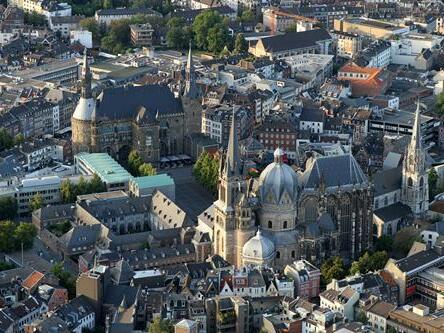 City View - RHK Hotel Krone Aachen