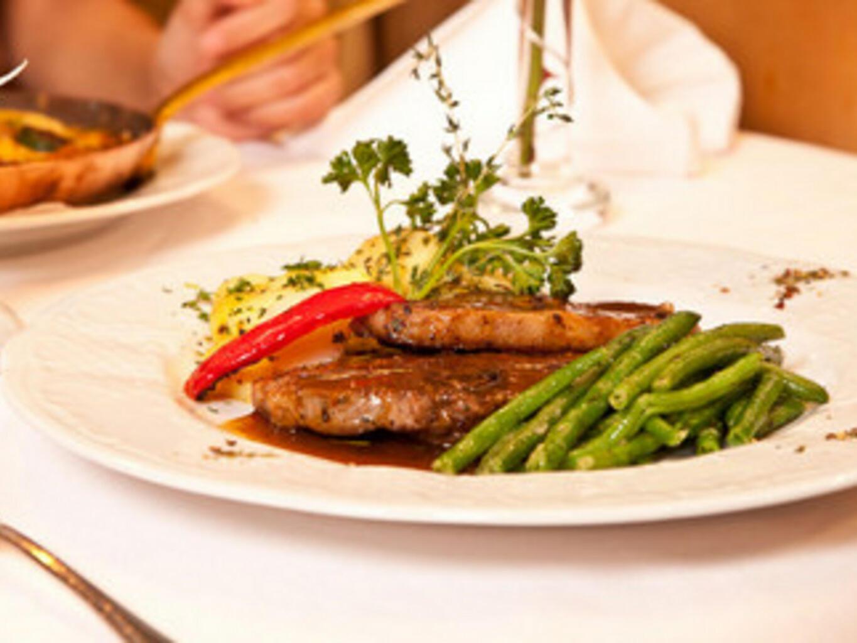 Plate of food - RHK Hotel Krone Aachen