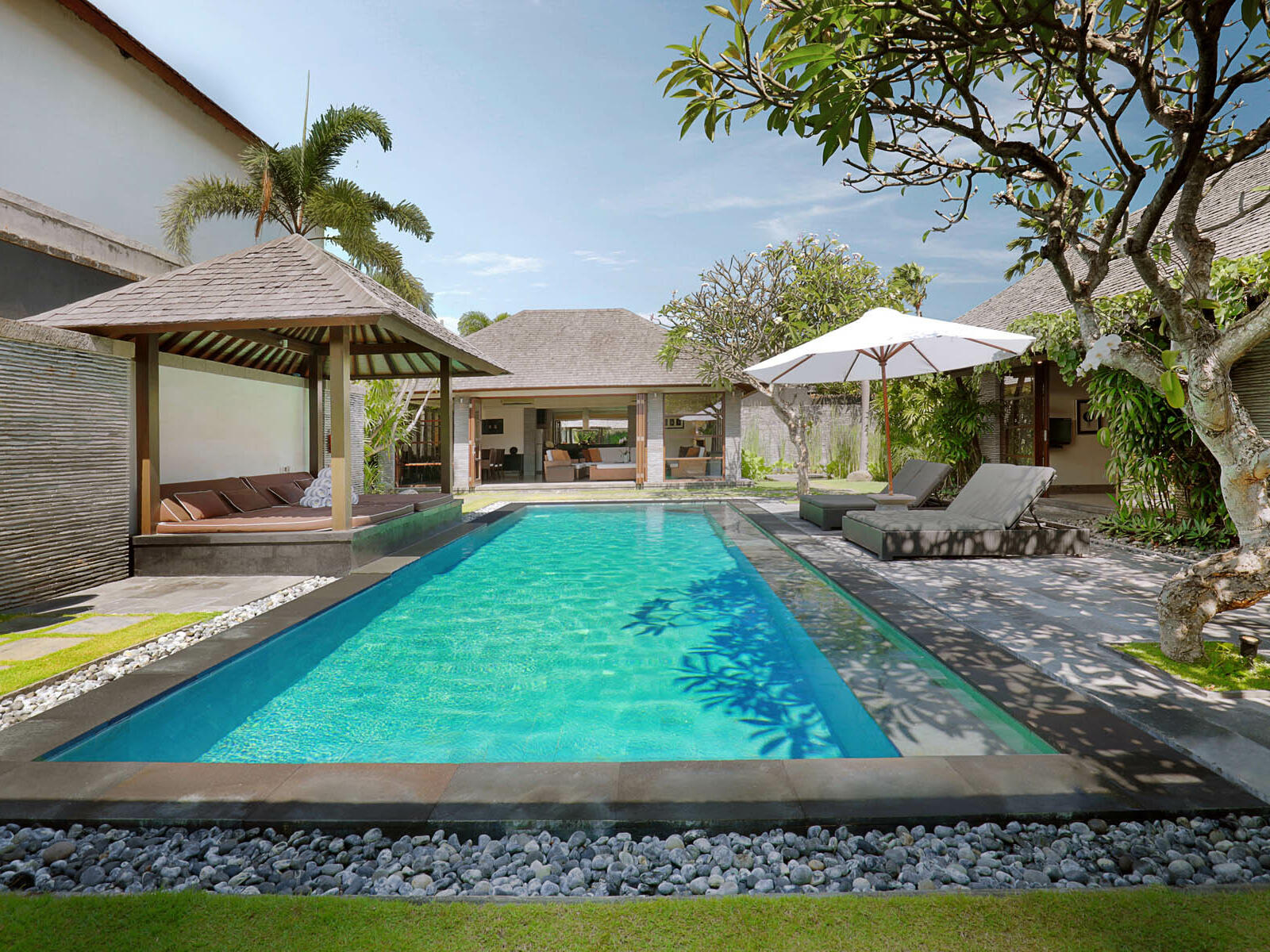 View of Peppers Seminyak with swimming pool