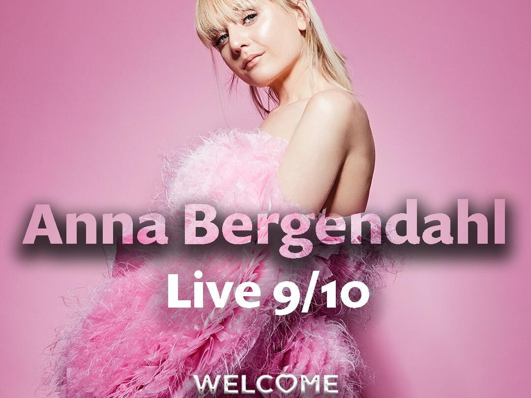 Anna Bergendahl Afternoon Spa at Welcome Hotel in Järfälla