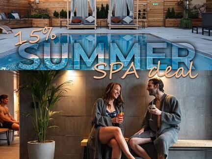 Summer Spa Deal at Welcome Hotel in Järfälla near Stockholm
