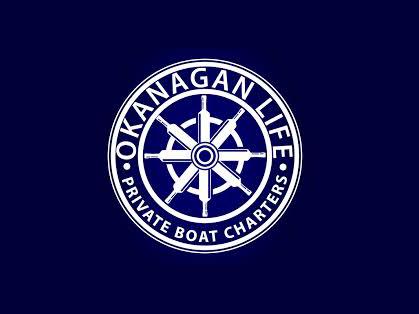 Logo of Okanagan Life Private Boat Charters