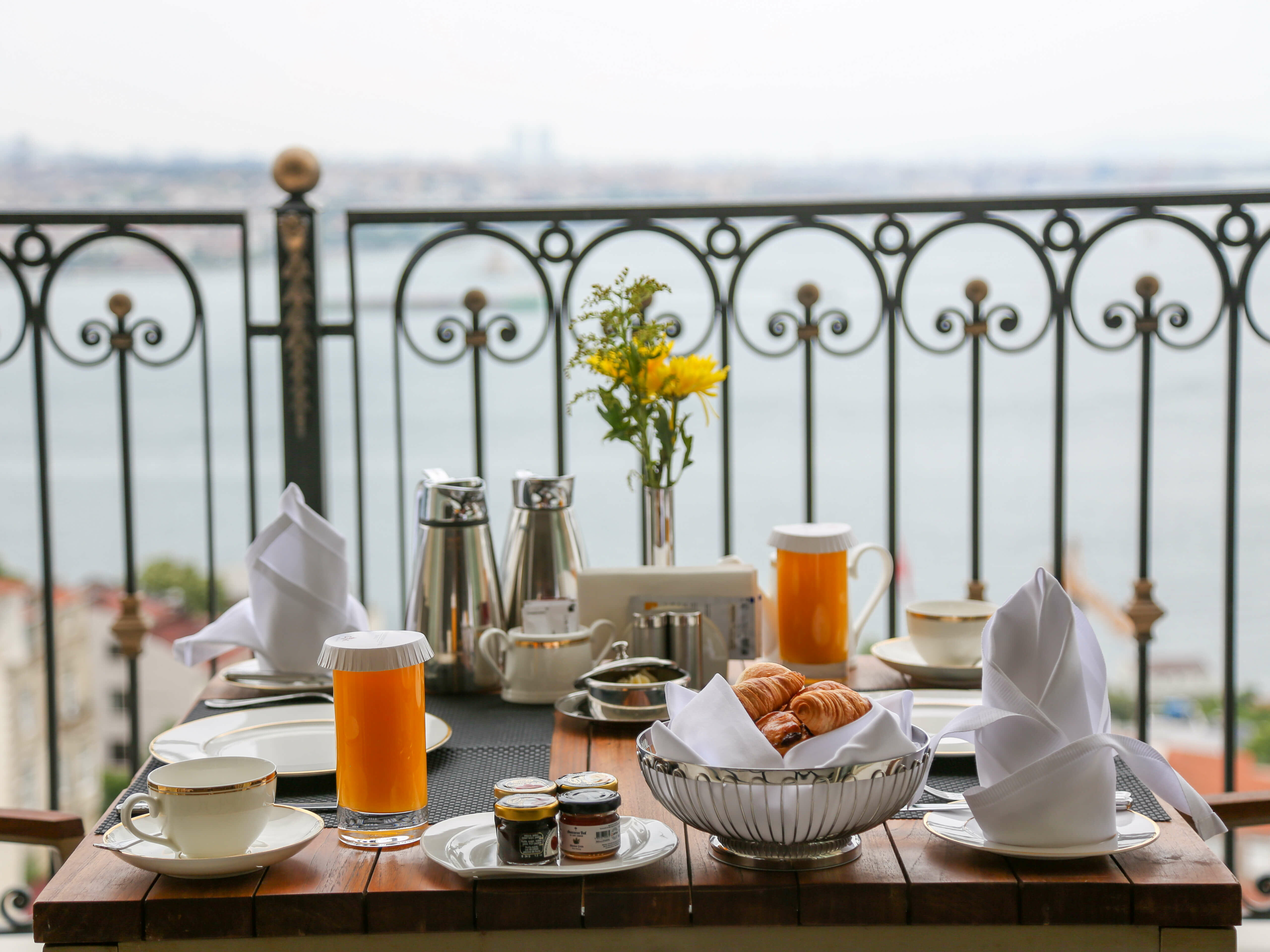 Bed And Breakfast at CVK Hotels