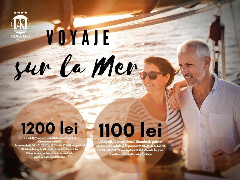 Voyage sur la Mer - extra season