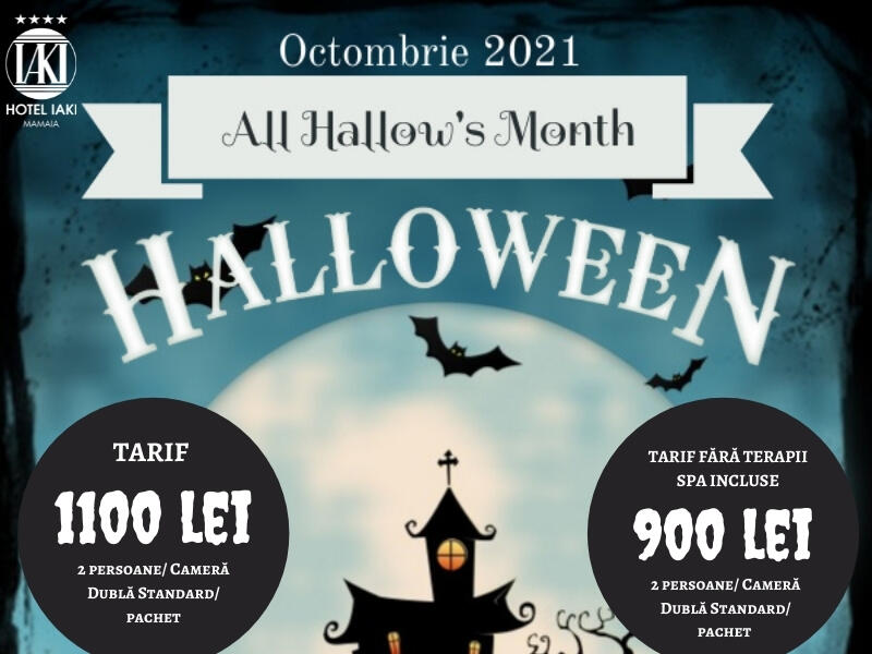 All Hallow's Month