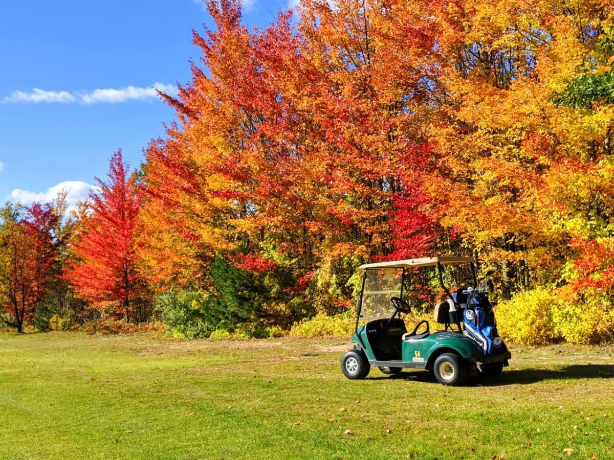 Fall Golf Stay & Play