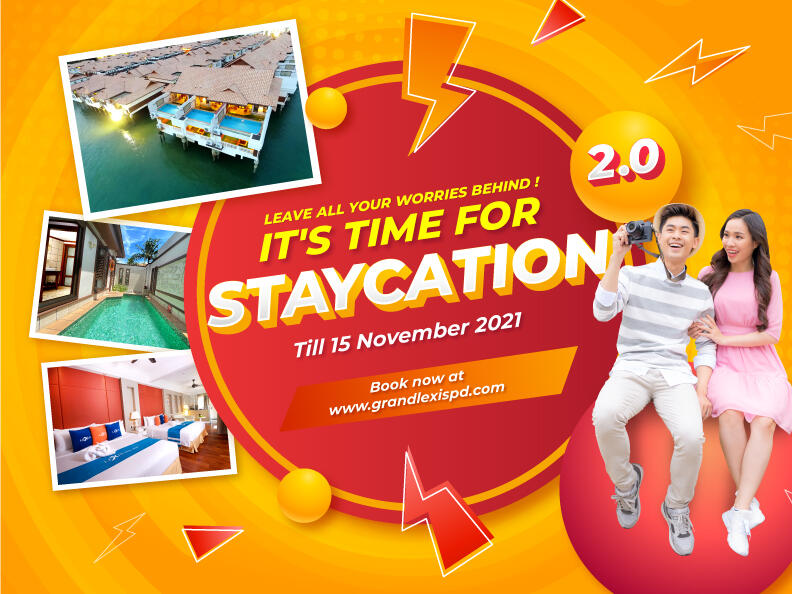 Lexis Staycation 2.0 Deals