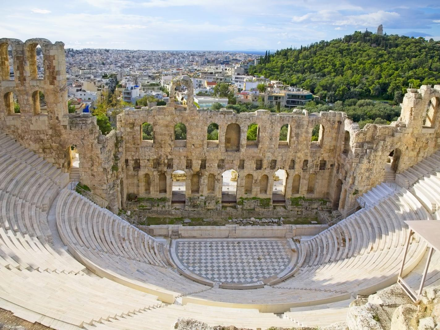 Odeon of Herodes Attikus