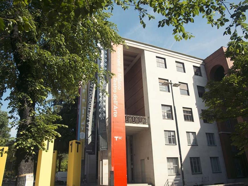 Milan Triennale Design Museum