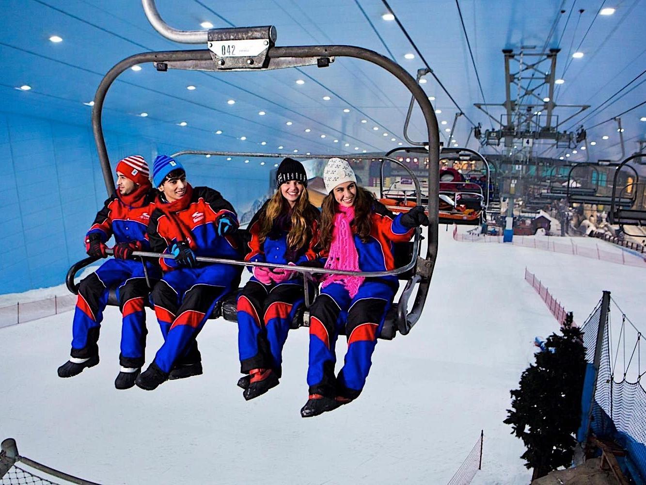 Ski Dubai Snow