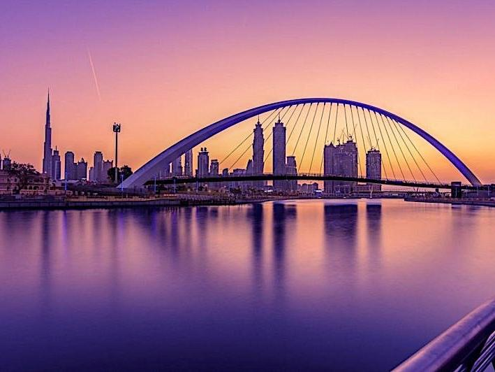 Dubai Water Canal The heart of the city