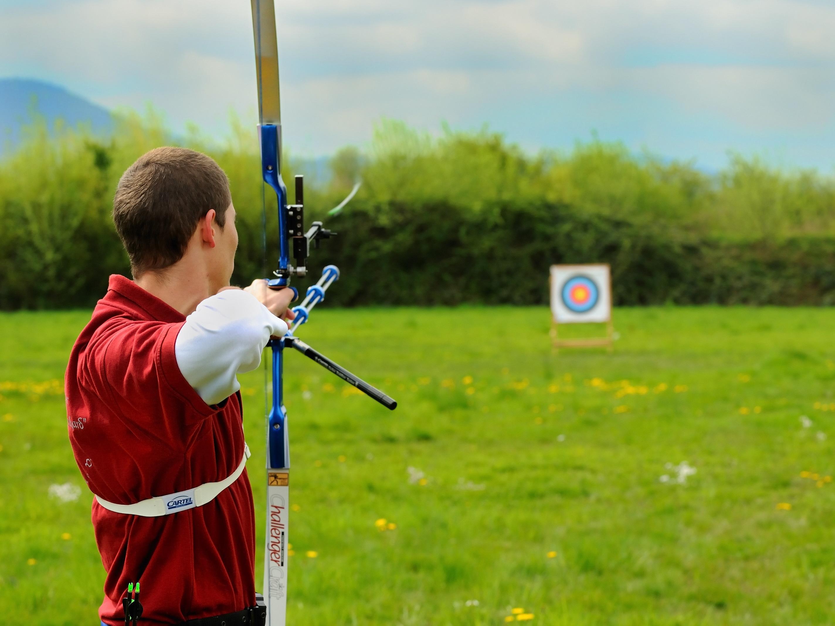 Dragon Archery Centre, Devon
