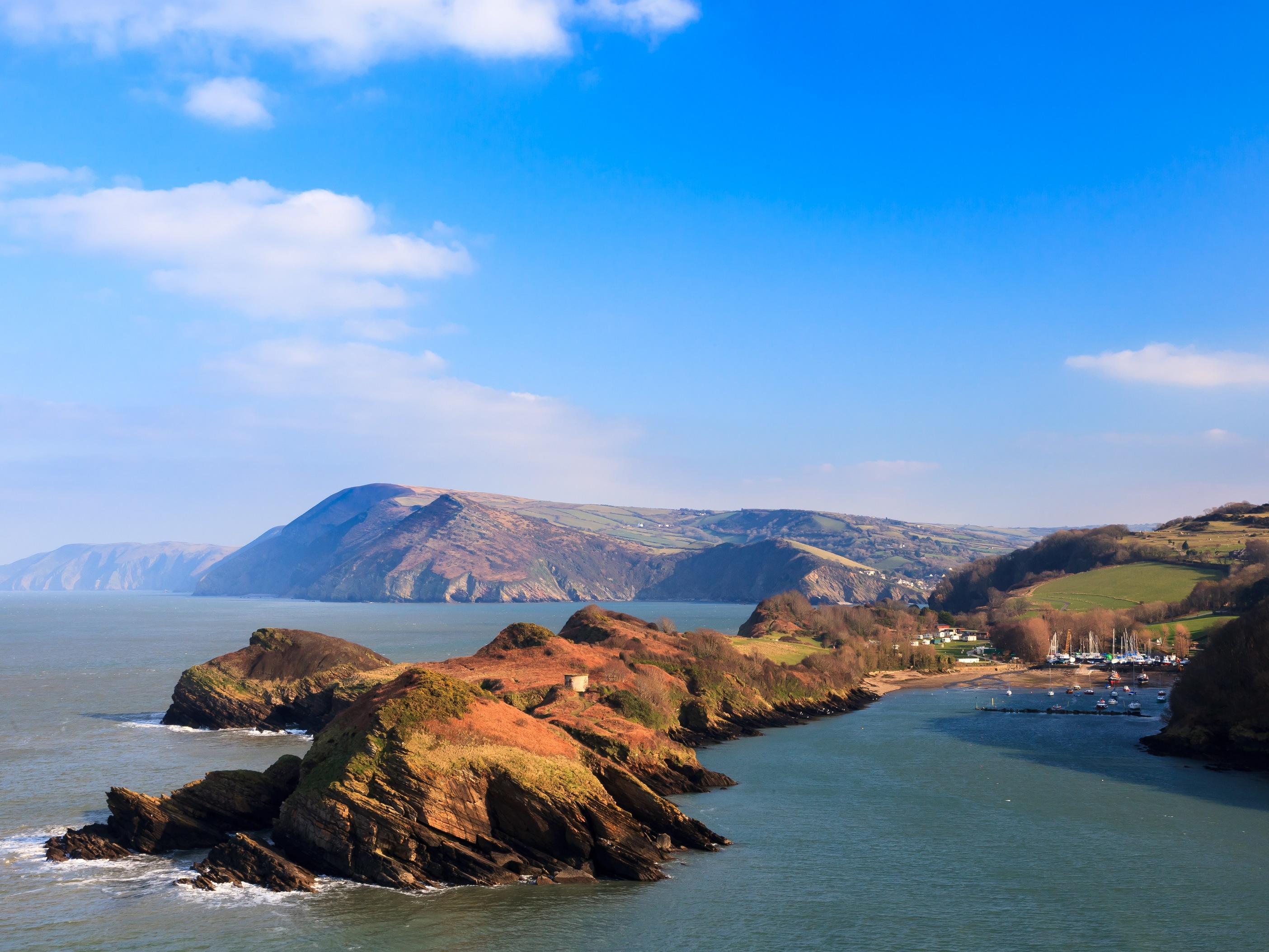 Watermouth, Devon