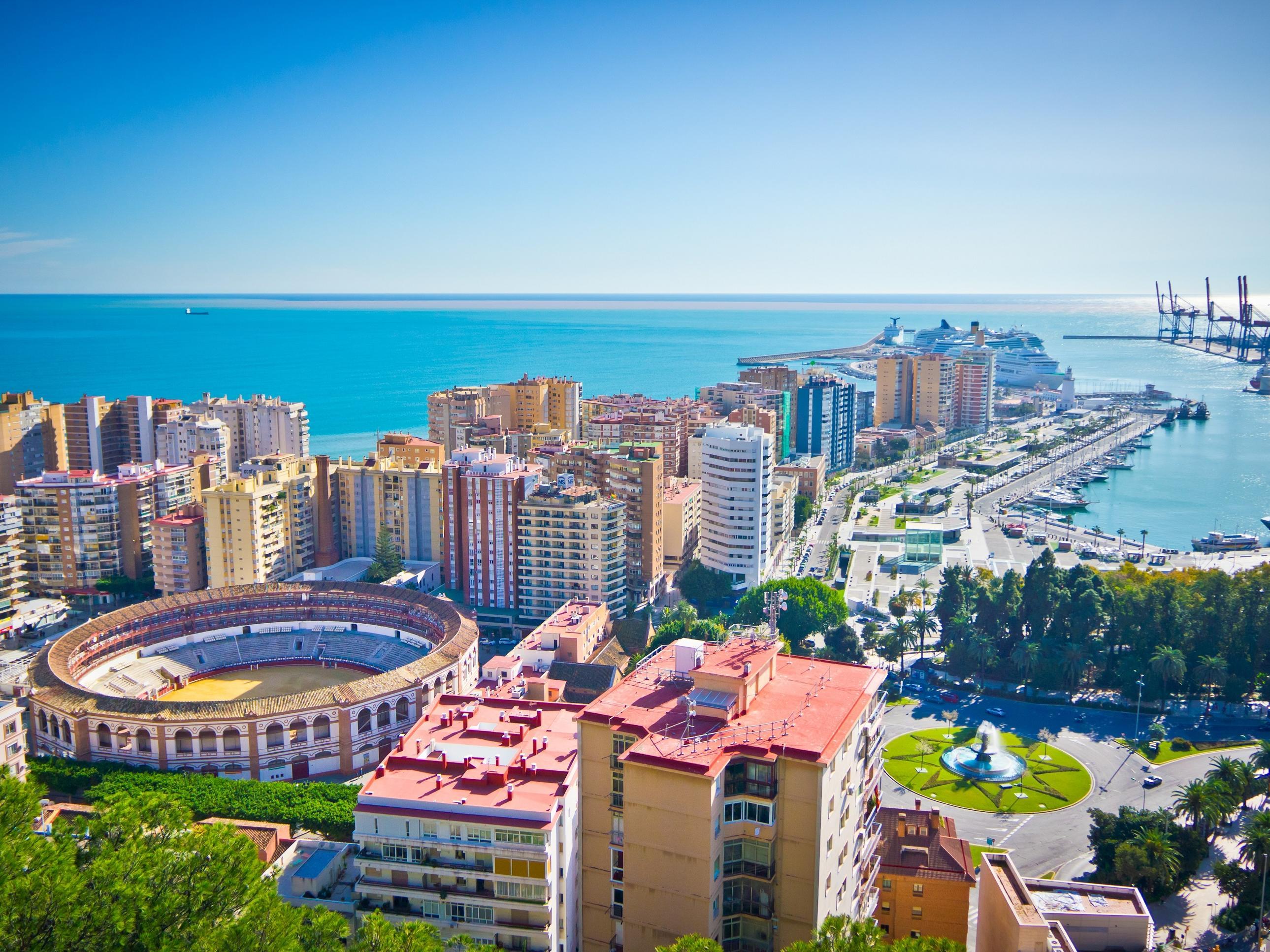 Malaga City, Costa Del Sol