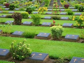 Kanchanaburi Allied War Cemetery (Don Rak)