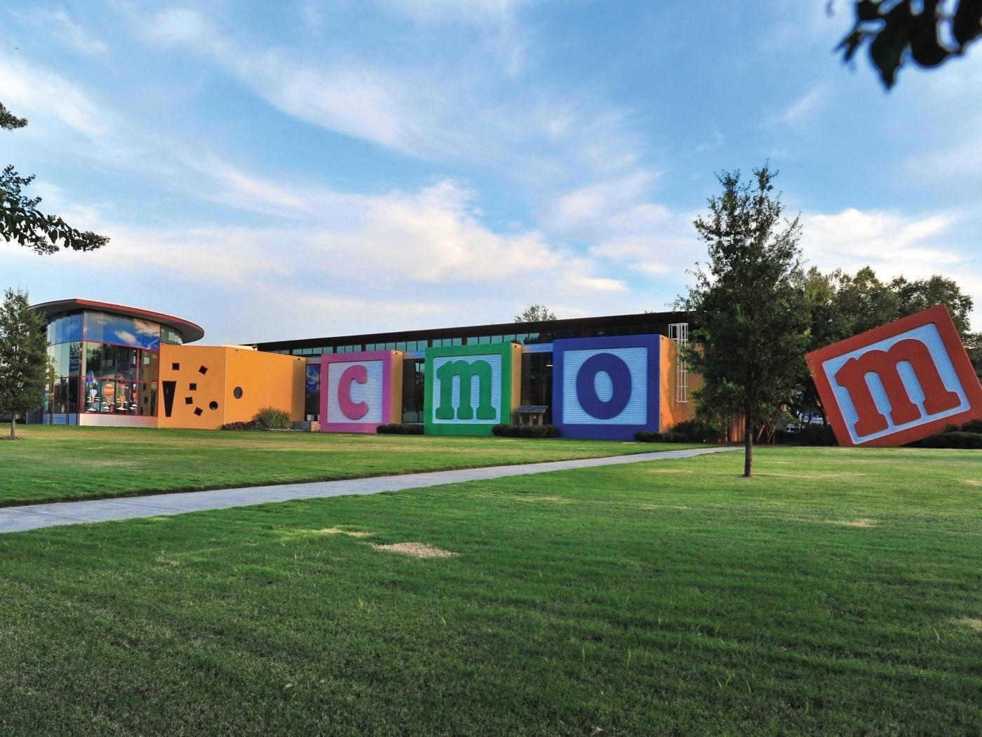 Memphis Children's Museum Exterior