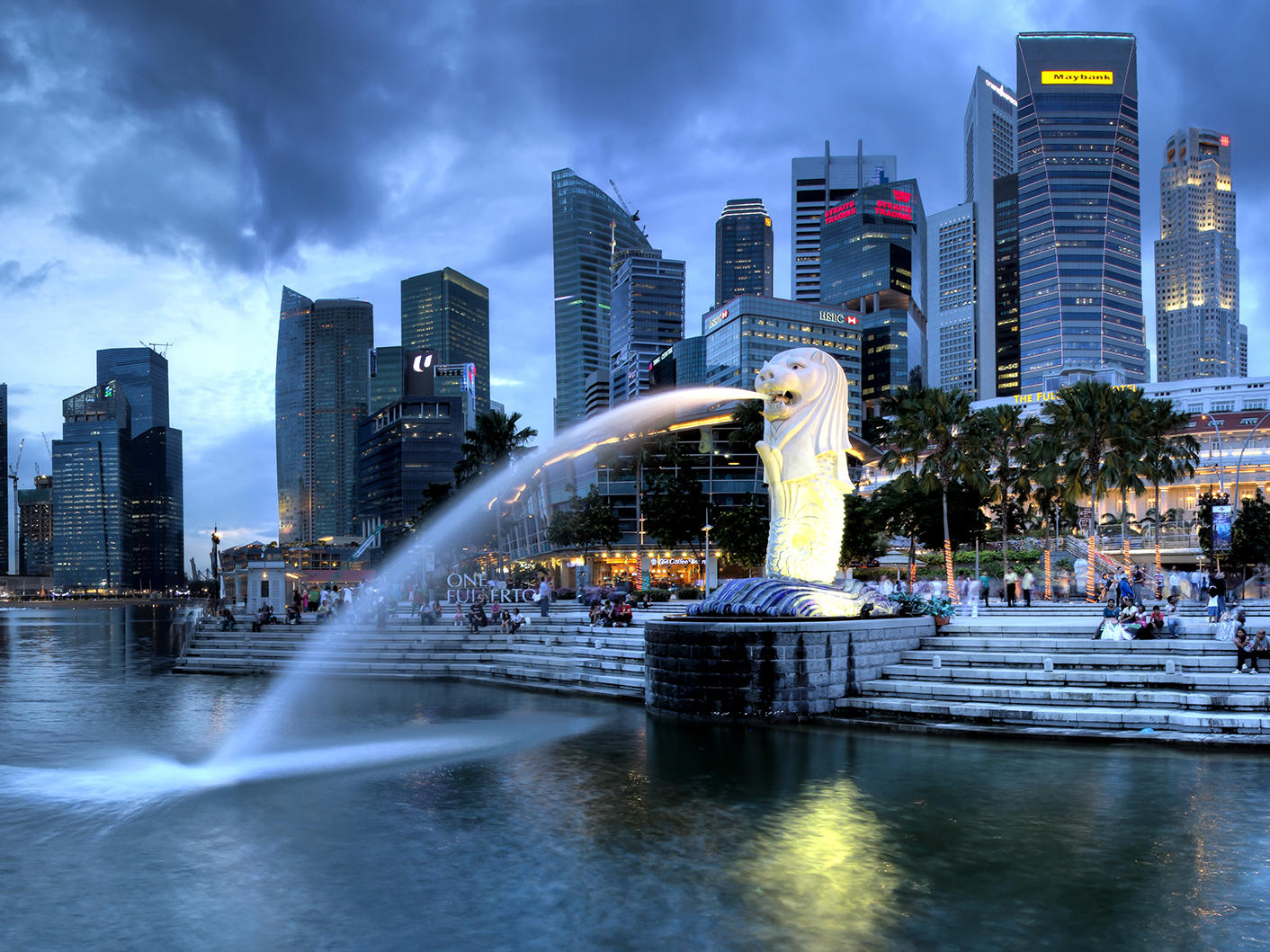 Merlion  - Goodwood Park Hotel
