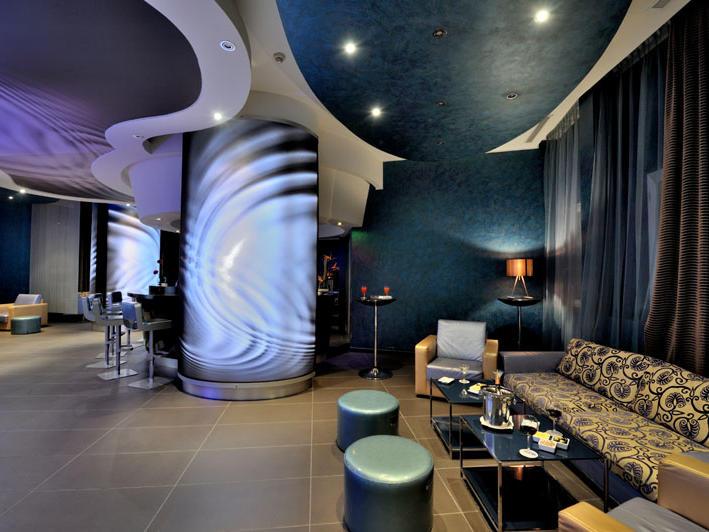 Lobby at Kenzi Hotels Group
