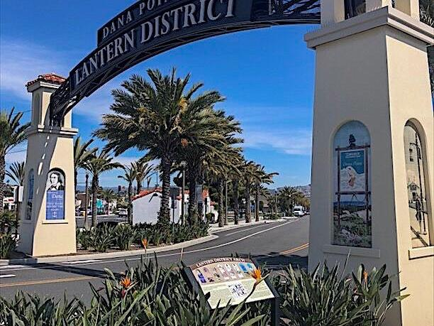 Dana Point Lantern District