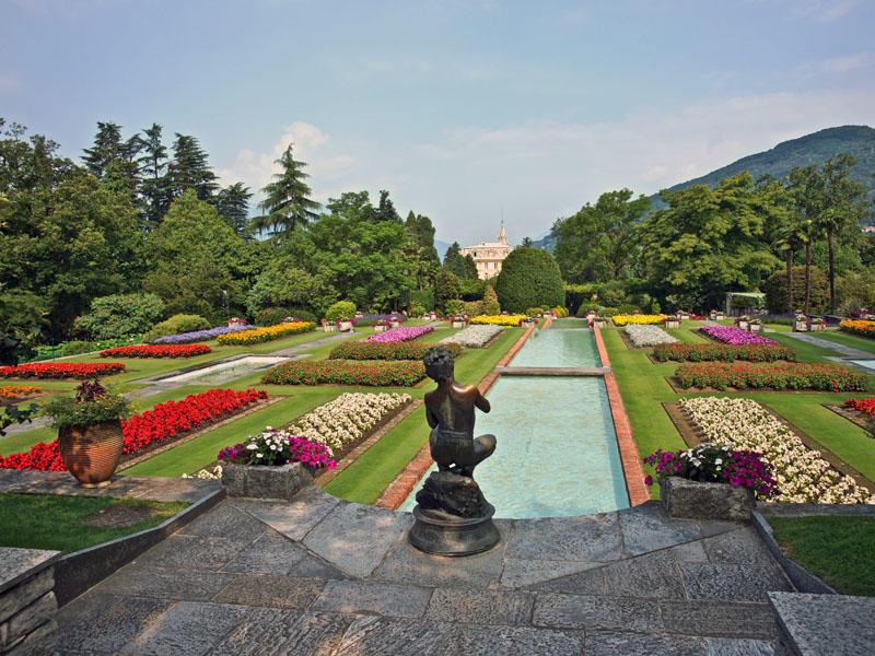 Villa Taranto Botanic Gardens