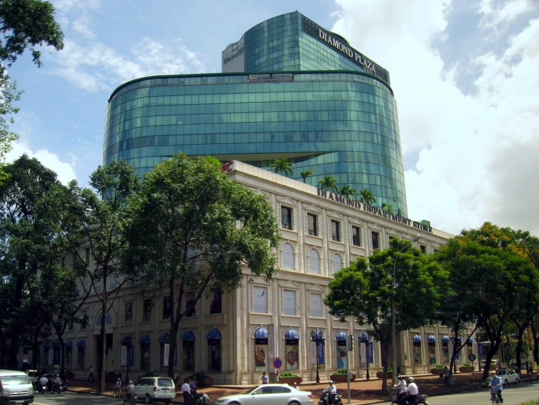 Diamond Plaza Shopping Mall