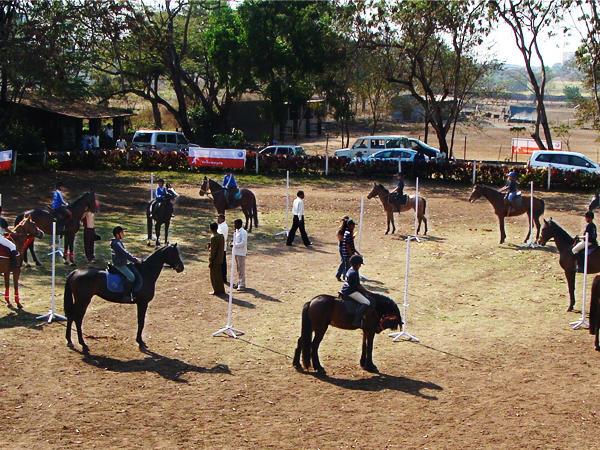 Japalouppe equestrian Centre