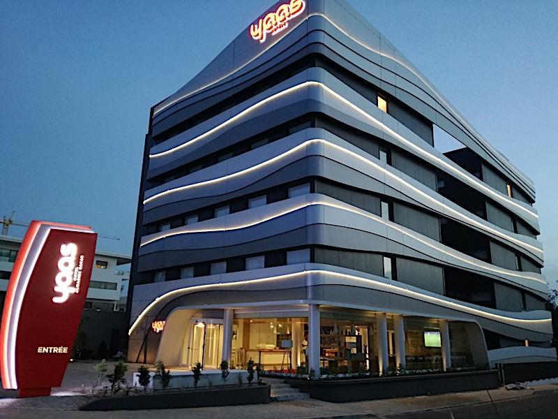 Yaas Hotel Almadies Dakar