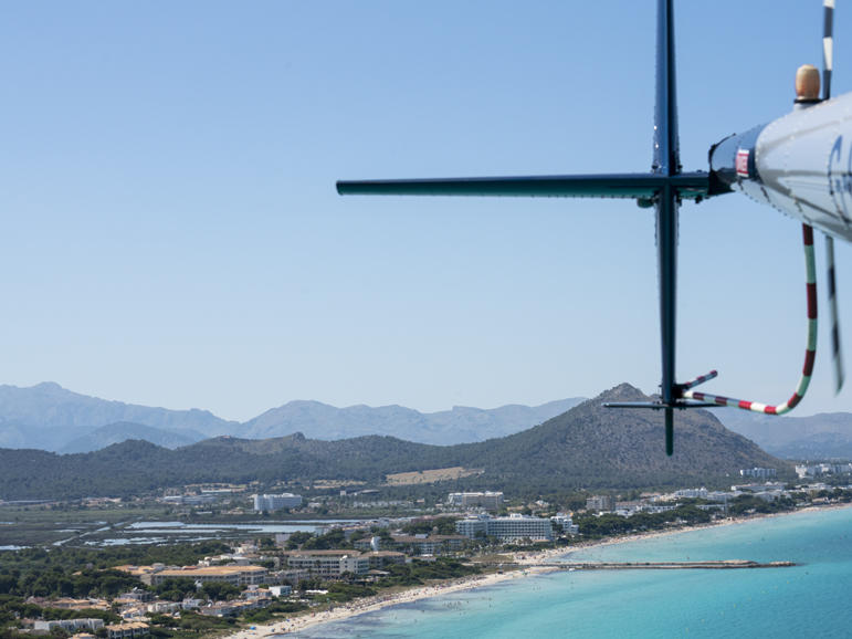 Helicopter Flights Mallorca