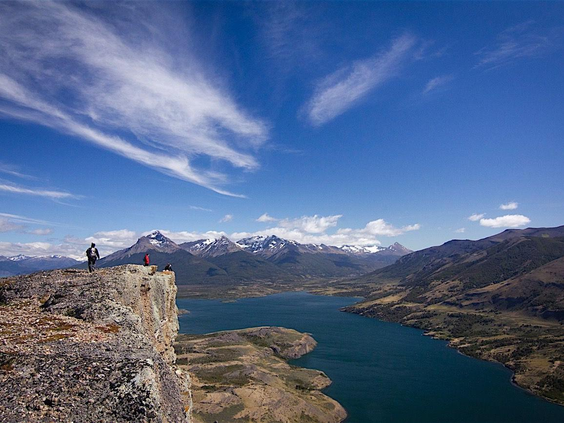 Landscape view of Classic Torres del Paine near NOI Indigo
