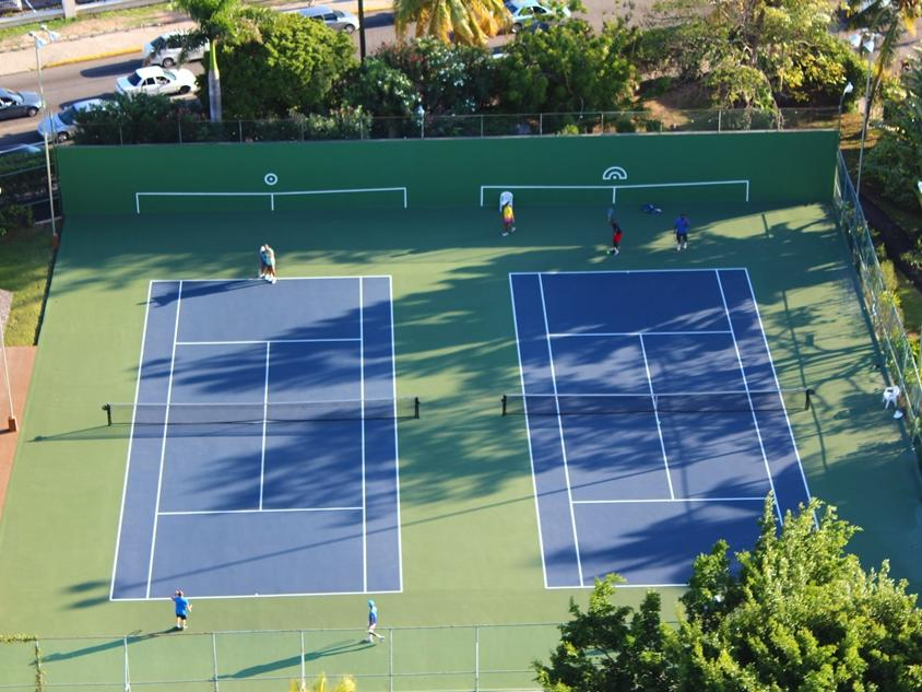 Pegasus Tennis Courts