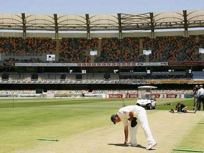 The Gabba Cricket Grounds near Royal on the Park hotel