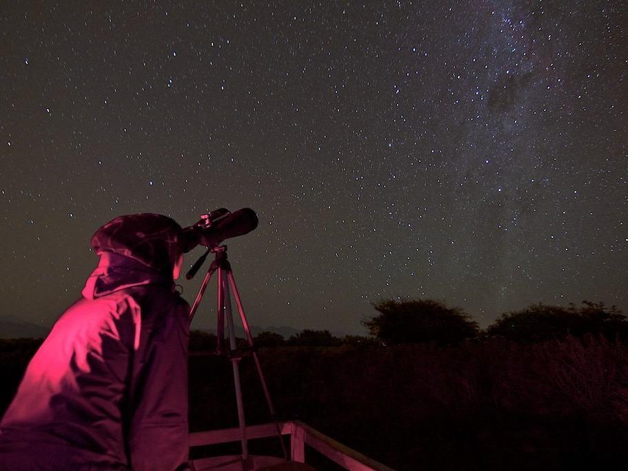 night Sky Astronomic Observation near NOI Casa Atacama hotel