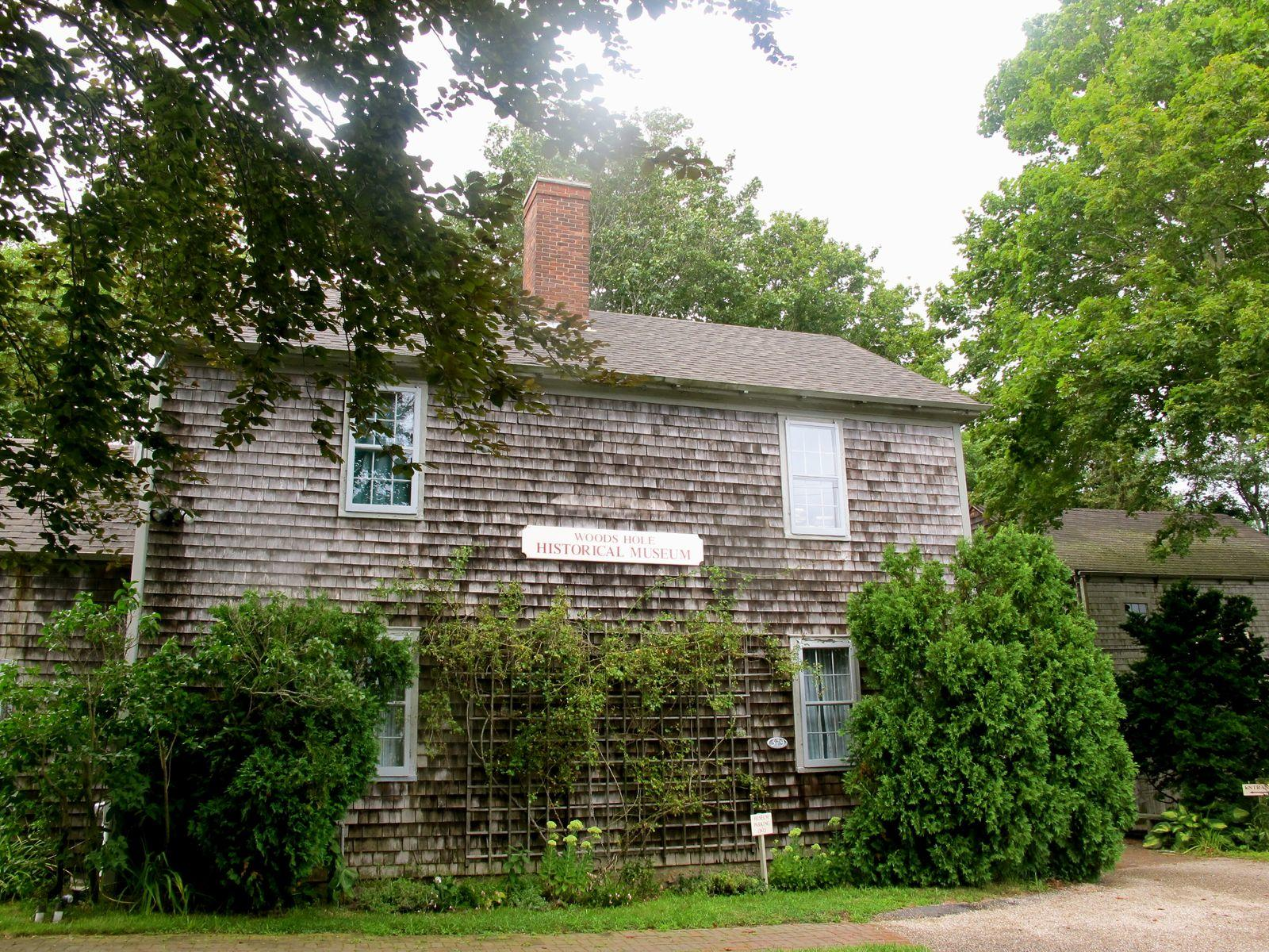 Woods Hole Historical Museum