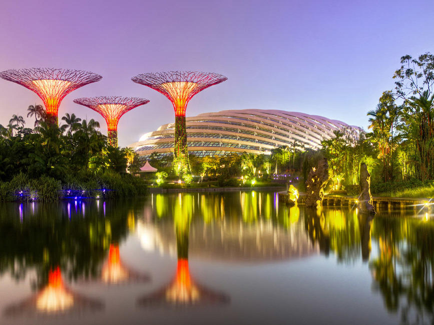 Gardens by the Bay - Goodwood Park Hotel