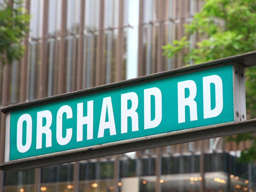 Orchard Road - Goodwood Park Hotel