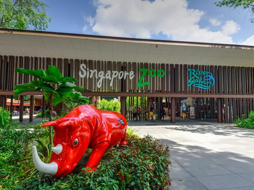 Singapore Zoo - Goodwood Park Hotel