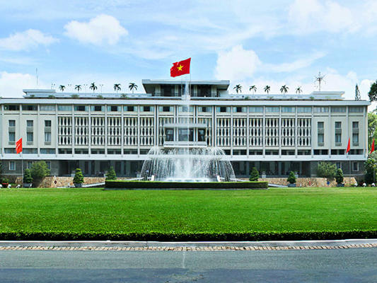 Reunification Palace - Ho Chi Minh City