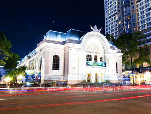 The Saigon Opera House