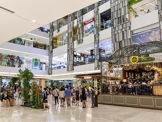 Takashimaya Saigon Centre Interior