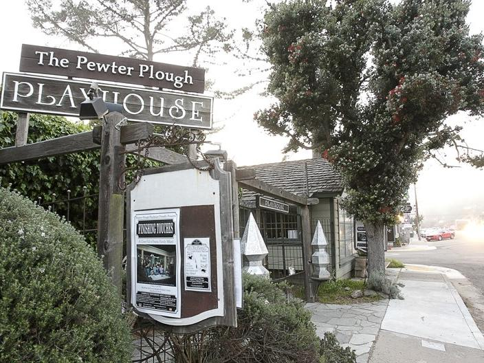 The Pewter Plough Playhouse