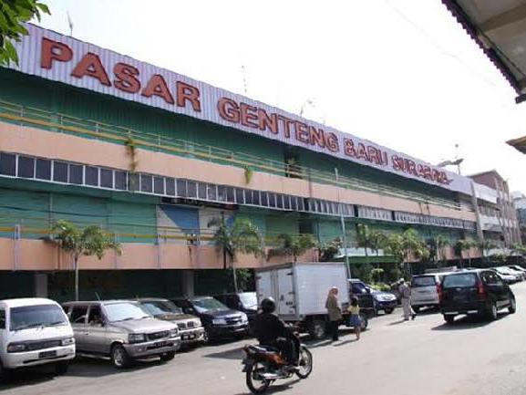 Genteng Market